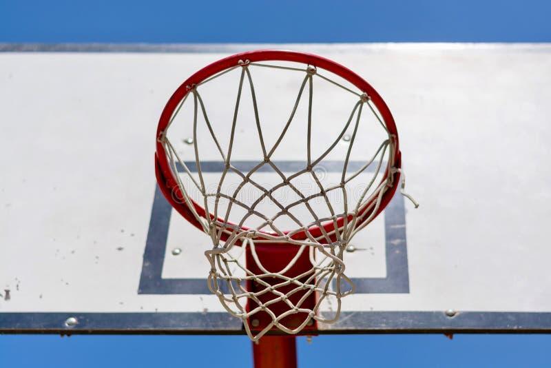 Μέτωπο στεφανών καλαθοσφαίρισης στοκ φωτογραφίες