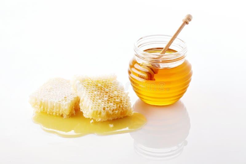 Μέλι στοκ φωτογραφία