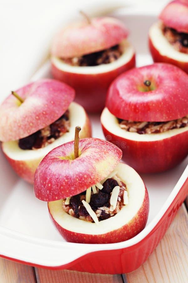 μήλα που ψήνονται στοκ φωτογραφία με δικαίωμα ελεύθερης χρήσης