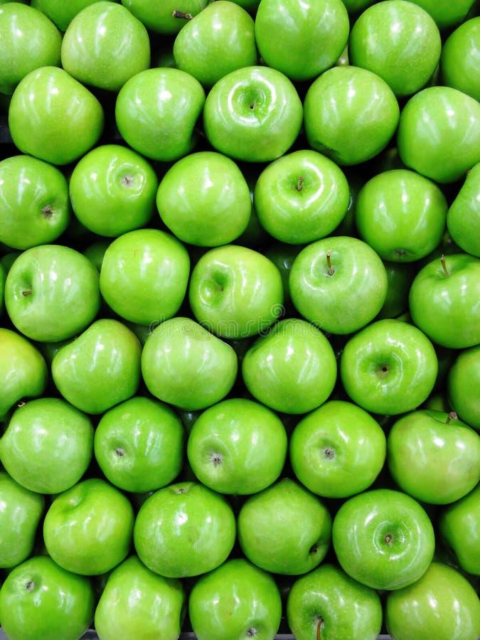 μήλα πράσινα στοκ φωτογραφίες με δικαίωμα ελεύθερης χρήσης