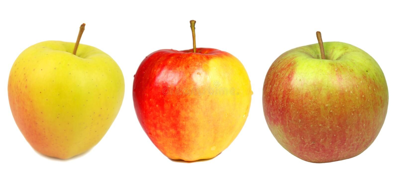 Download μήλα στοκ εικόνα. εικόνα από ζωηρόχρωμος, alon, αντιοξειδωτικής - 13190273