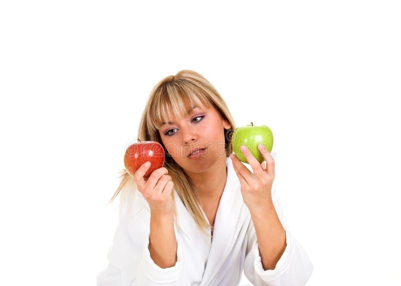 Μήλα Δωρεάν Στοκ Εικόνα