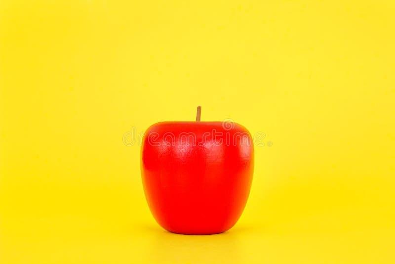 μήλο τεχνητό στοκ φωτογραφία με δικαίωμα ελεύθερης χρήσης