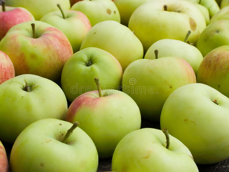 Download μήλο στοκ εικόνα. εικόνα από φρέσκος, διατροφή, ώριμος - 2225625