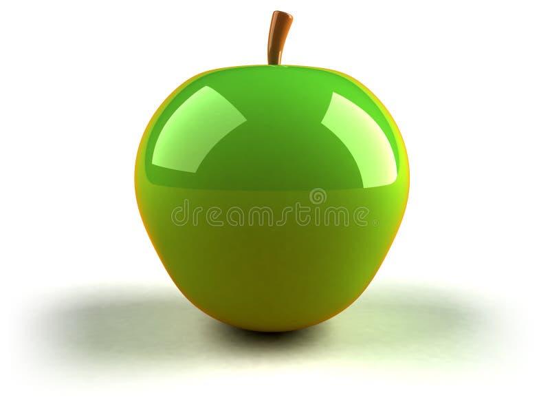 μήλο διανυσματική απεικόνιση