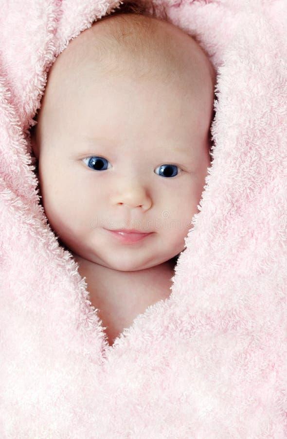 μήνας μωρών παλαιός στοκ φωτογραφία