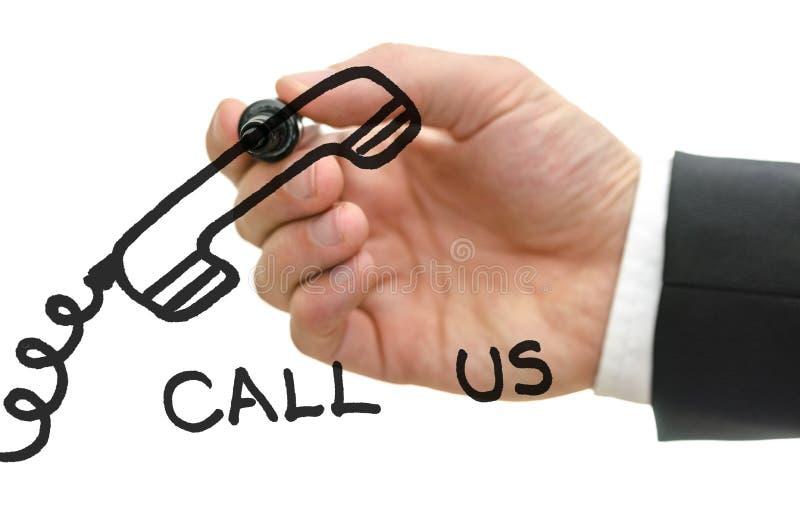 Μήνυμα γραψίματος χεριών επιχειρηματιών σε έναν πίνακα γυαλιού στοκ φωτογραφίες