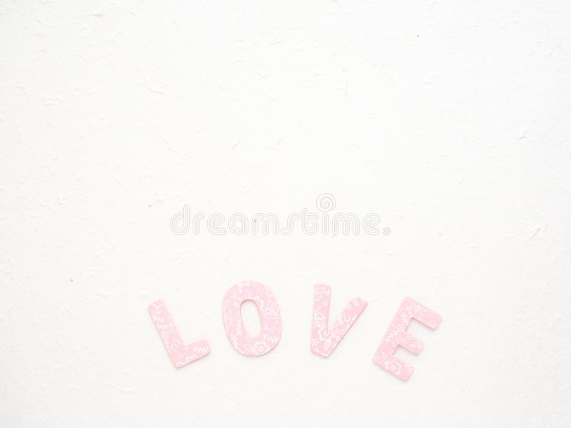 14 μήνυμα ημέρας Valentine's της αγάπης στοκ φωτογραφία με δικαίωμα ελεύθερης χρήσης