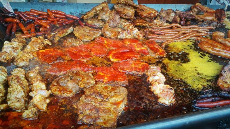 Μίγμα κρέατος στοκ φωτογραφίες με δικαίωμα ελεύθερης χρήσης