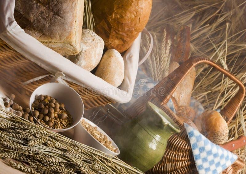 μίγμα ψωμιού στοκ φωτογραφία με δικαίωμα ελεύθερης χρήσης