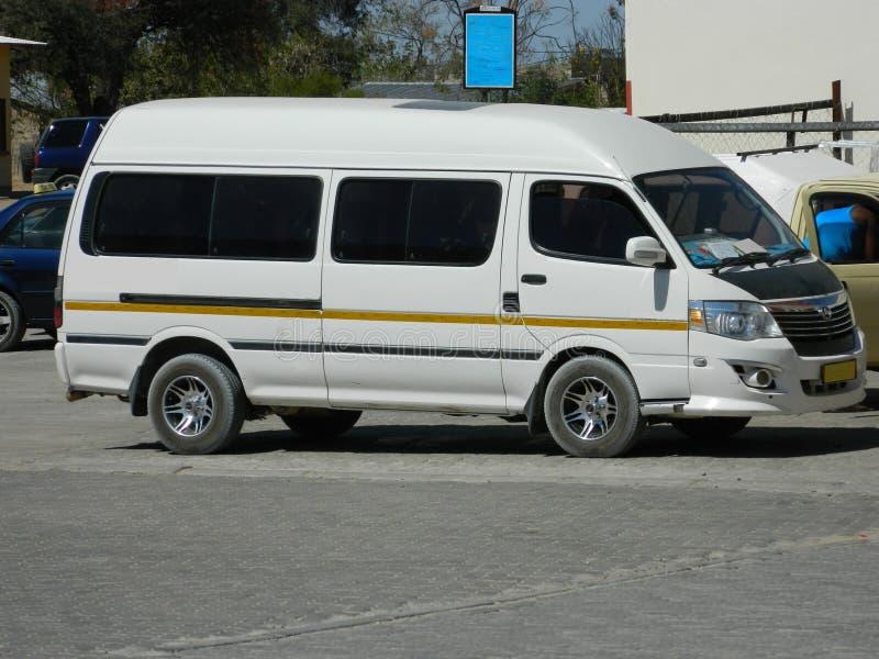 Μίνι λεωφορείο στοκ φωτογραφία