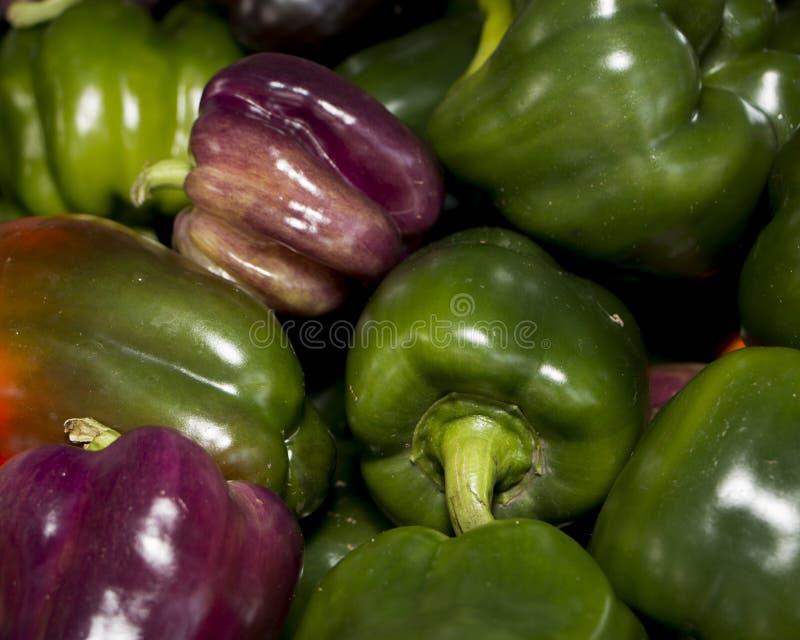 Μίνι πιπέρια 2 στοκ φωτογραφία