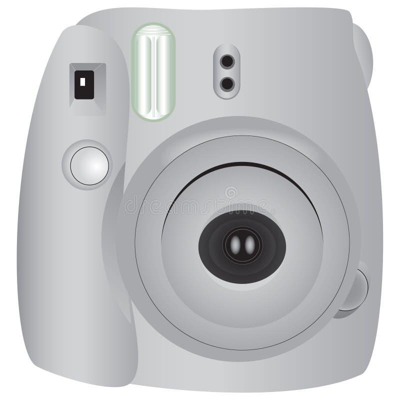 Μίνι στιγμιαία κάμερα διανυσματική απεικόνιση
