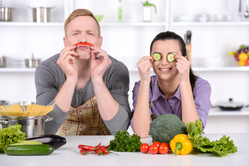 Μαγείρεμα στοκ φωτογραφία με δικαίωμα ελεύθερης χρήσης