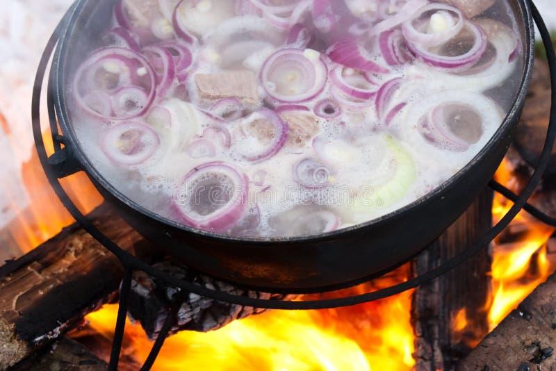 μαγείρεμα chorba στοκ φωτογραφίες με δικαίωμα ελεύθερης χρήσης