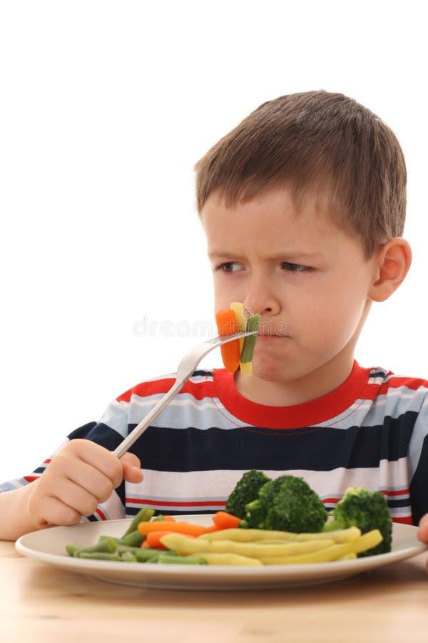 μαγειρευμένα αγόρι λαχα&nu στοκ εικόνες με δικαίωμα ελεύθερης χρήσης