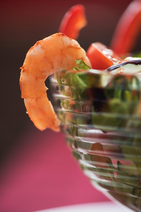 μαγειρευμένες γαρίδες &s στοκ φωτογραφία με δικαίωμα ελεύθερης χρήσης