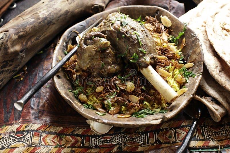 Μαγειρευμένο βρασμένο κρέας στοκ εικόνα