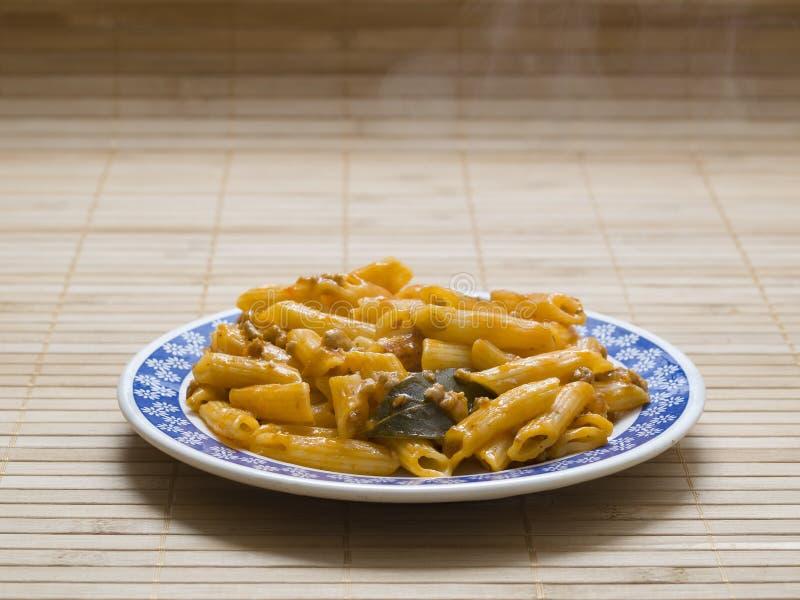 Μαγειρευμένο macaroni στοκ φωτογραφία με δικαίωμα ελεύθερης χρήσης