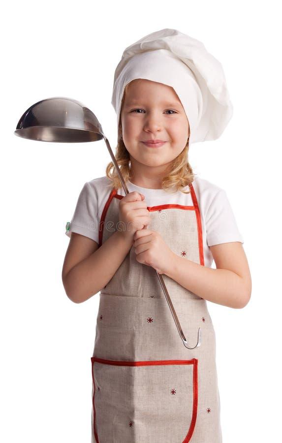 μαγειρεψτε λίγα στοκ εικόνες με δικαίωμα ελεύθερης χρήσης