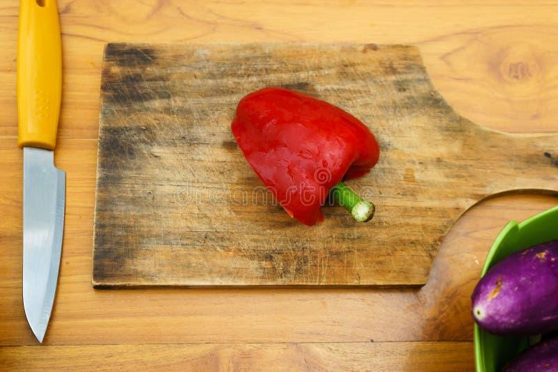 Μαγειρικό εργαστήριο σαλάτα που βλασταίνεται στενή επάνω στο λαχανικό στοκ φωτογραφία με δικαίωμα ελεύθερης χρήσης