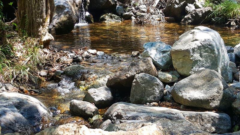 Μαγικά νερά στοκ φωτογραφία με δικαίωμα ελεύθερης χρήσης