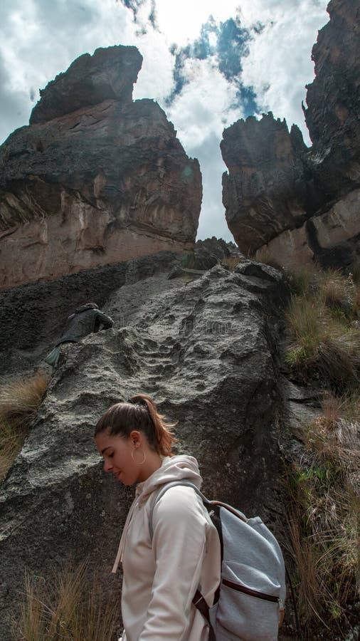 Μαγικός του Περού στοκ φωτογραφία με δικαίωμα ελεύθερης χρήσης