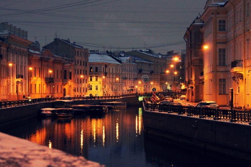 Μαγικός των οδών πόλεων στοκ φωτογραφίες