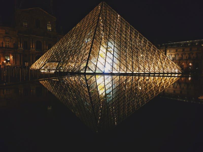 Μαγικό Παρίσι στοκ φωτογραφία