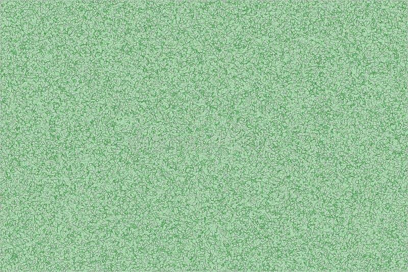 Μαγικό υπόβαθρο ταπετσαριών μεντών αφηρημένο γεωμετρικό με τις υπνωτικούς καμπύλες και τους βρόχους στοκ εικόνες με δικαίωμα ελεύθερης χρήσης