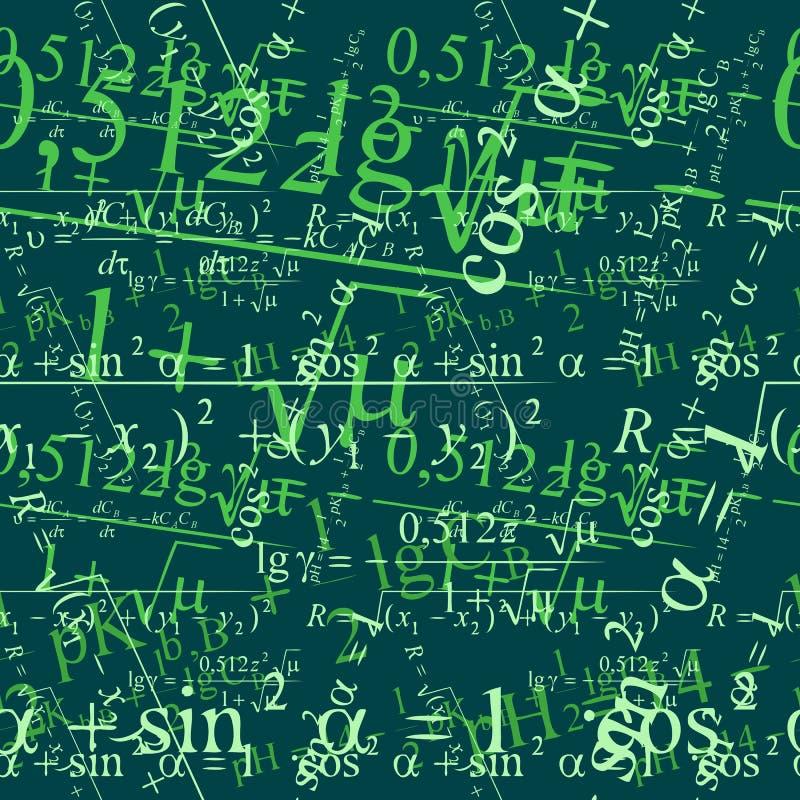 μαθηματικό πρότυπο άνευ ρα&p απεικόνιση αποθεμάτων