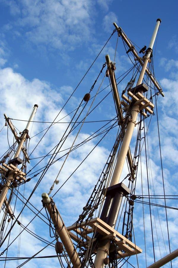 Download μακριά πανί στοκ εικόνες. εικόνα από θάλασσα, κυβερνήτης - 383094
