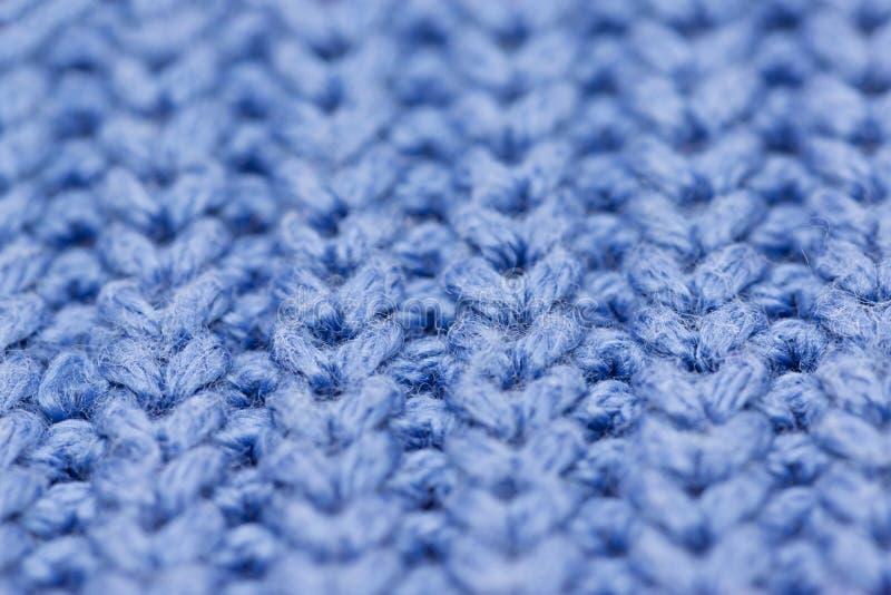 Μακροεντολή του μοτίβου μπλε χρώματος, κλείσιμο στοκ φωτογραφία με δικαίωμα ελεύθερης χρήσης