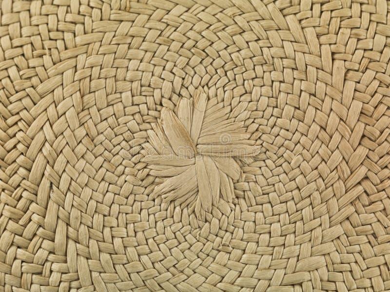 Μακροεντολή Ι καπέλων αχύρου στοκ φωτογραφία