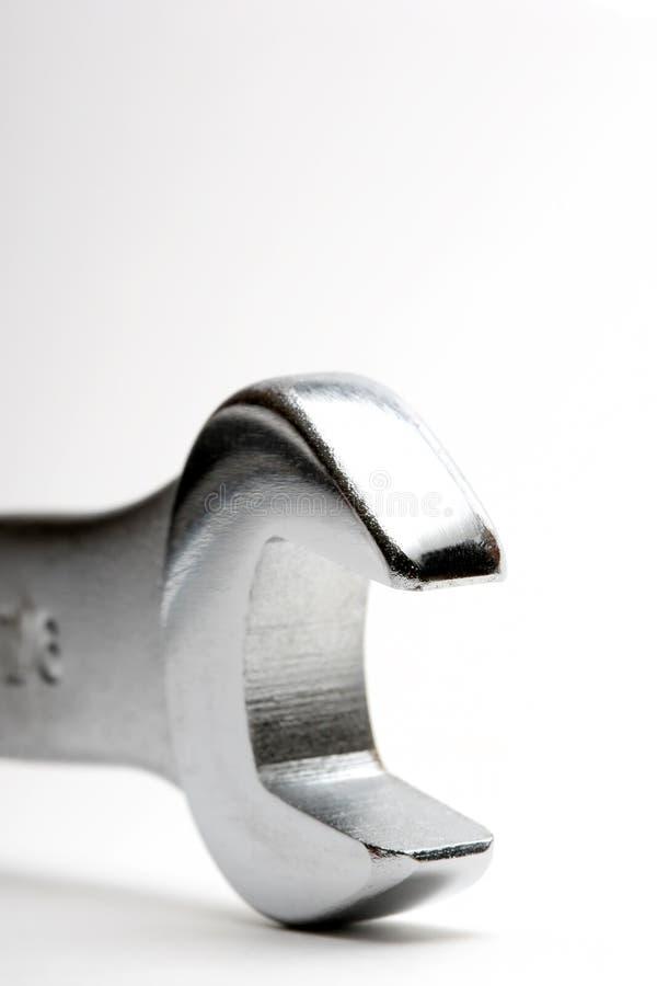 μακρο γαλλικό κλειδί στοκ εικόνα