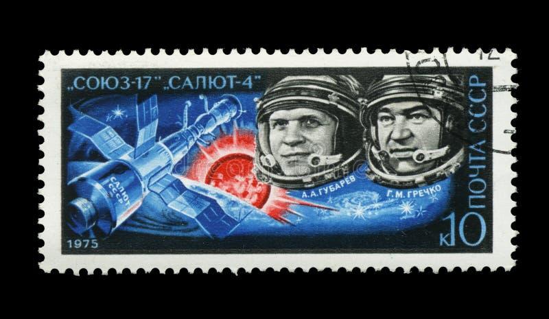 μακρο γραμματόσημο στοκ φωτογραφία