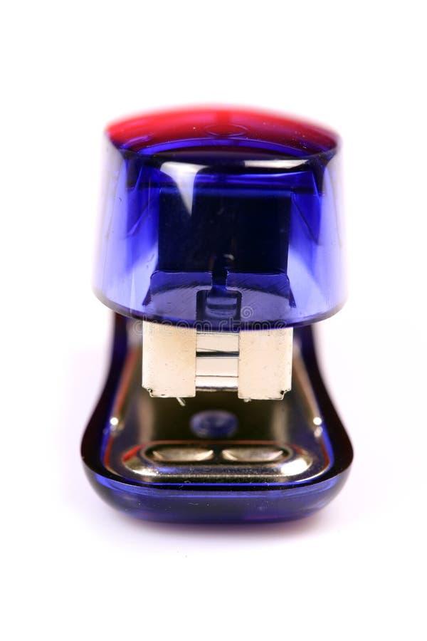 μακρο stapler στοκ φωτογραφία