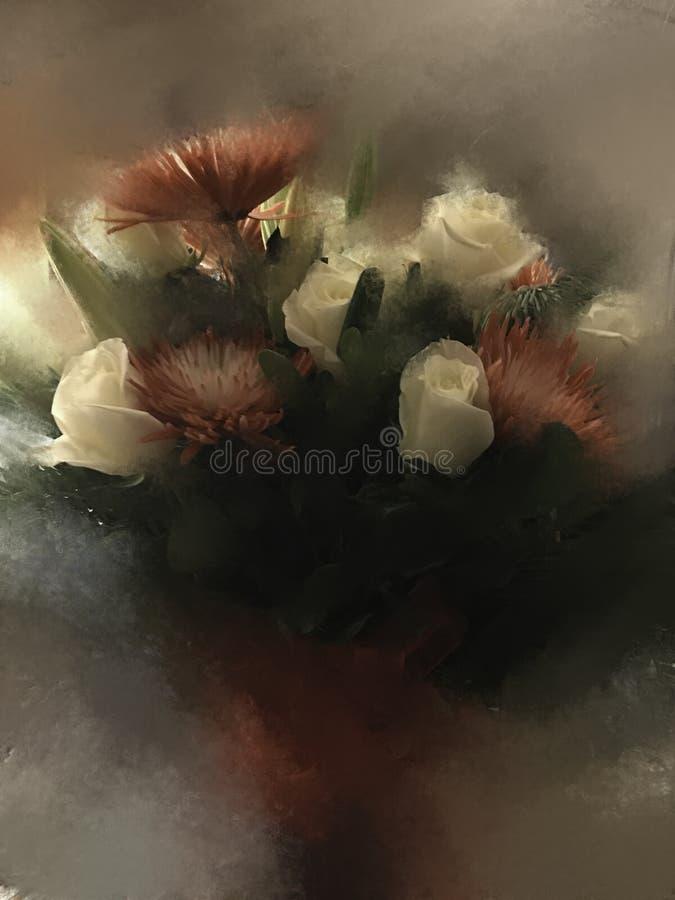 Μαλακή ανθοδέσμη των λουλουδιών στοκ εικόνες με δικαίωμα ελεύθερης χρήσης