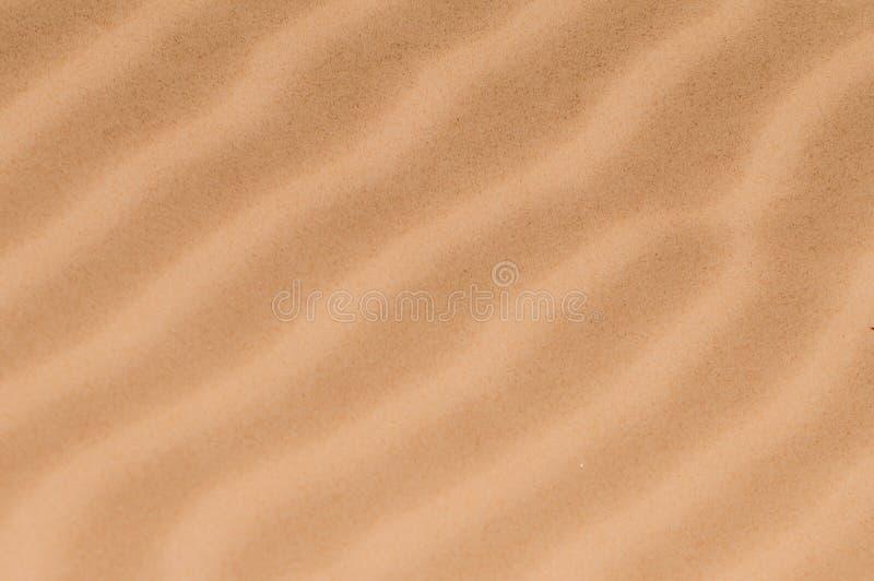 Μαλακή σύσταση της άμμου στοκ φωτογραφίες