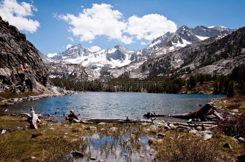 Μαμμούθ λίμνες στοκ φωτογραφία με δικαίωμα ελεύθερης χρήσης