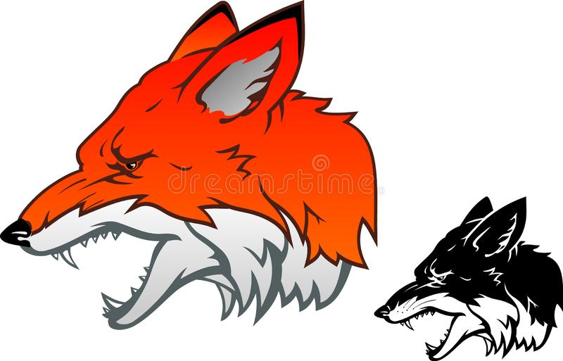 Μανία αλεπούδων απεικόνιση αποθεμάτων