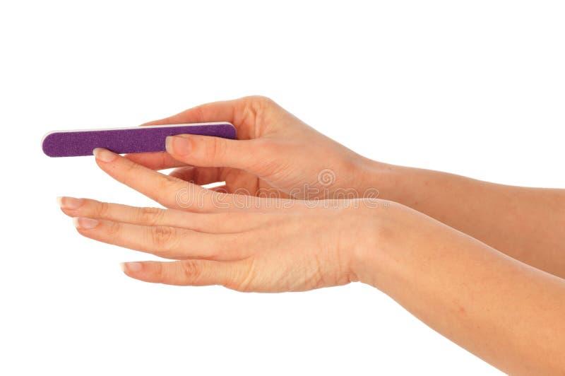 μανικιούρ στοκ εικόνα με δικαίωμα ελεύθερης χρήσης