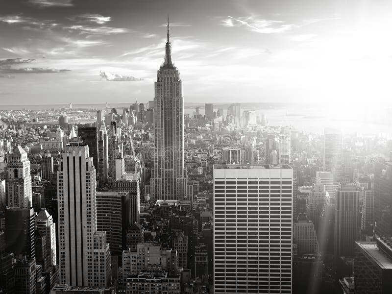 Μανχάτταν Νέα Υόρκη στοκ εικόνα