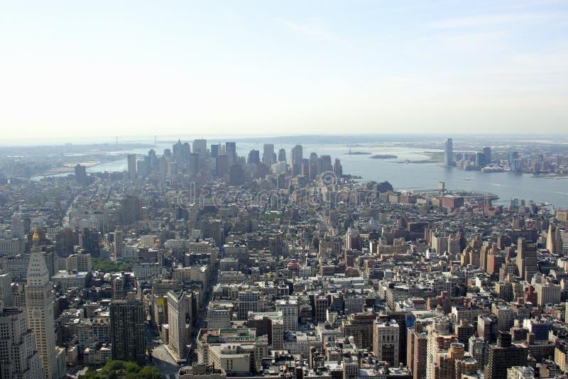 Μανχάτταν Νέα Υόρκη στοκ φωτογραφία