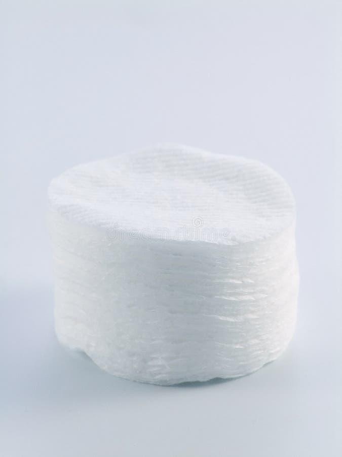 μαξιλάρια βαμβακιού στοκ φωτογραφία με δικαίωμα ελεύθερης χρήσης