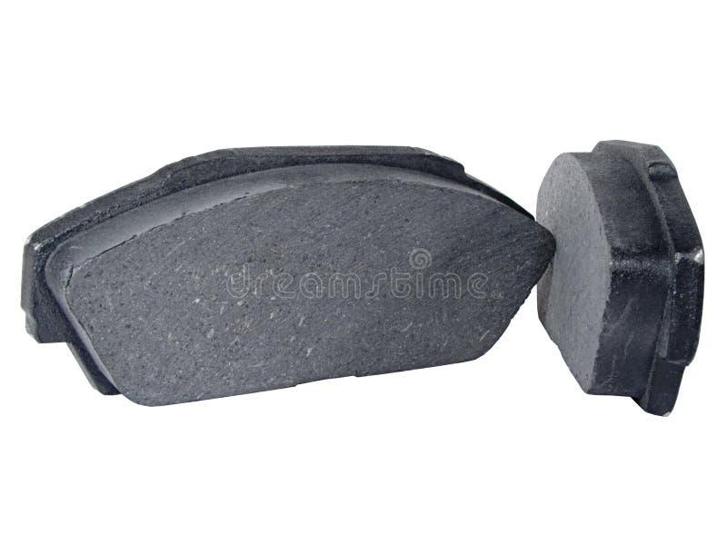 μαξιλάρια δίσκων φρένων στοκ φωτογραφία με δικαίωμα ελεύθερης χρήσης