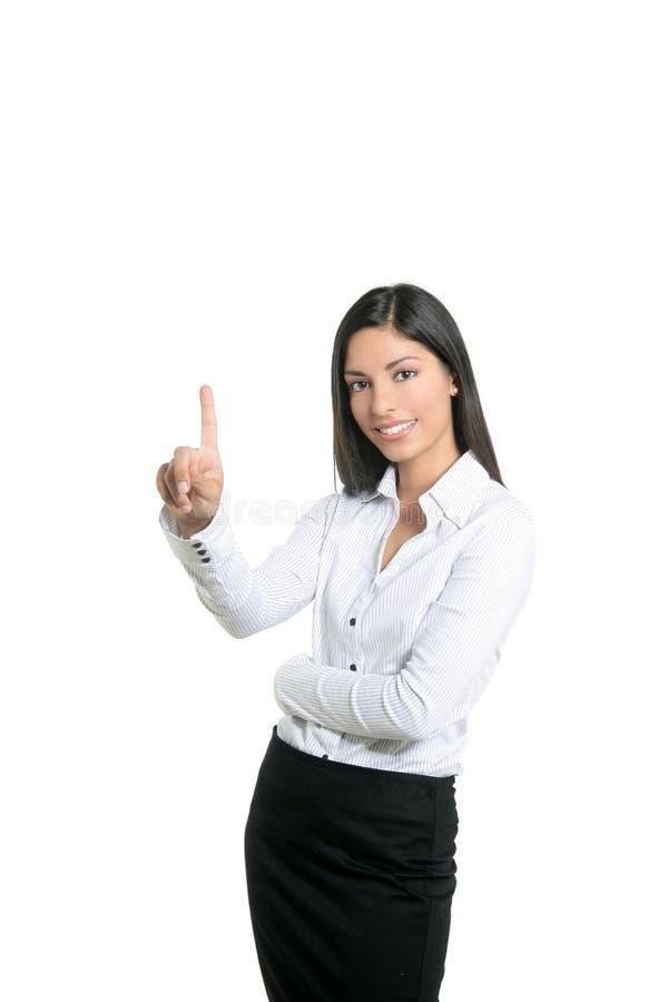 μαξιλάρι επιχειρηματιών brunette &s στοκ φωτογραφία με δικαίωμα ελεύθερης χρήσης