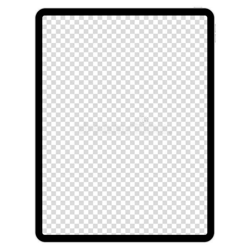 Μαξιλάρι σχεδίων για τους εικονογράφους στο άσπρο υπόβαθρο ελεύθερη απεικόνιση δικαιώματος
