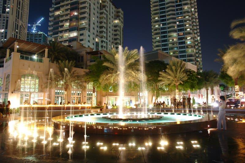 μαρίνα 05 αραβική εμιράτων του Ντουμπάι που ενώνεται στοκ εικόνες