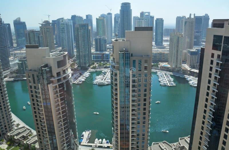 μαρίνα 2 Ντουμπάι στοκ εικόνες με δικαίωμα ελεύθερης χρήσης